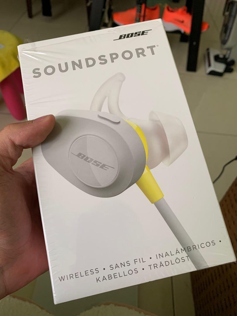 Bose SoundSpors