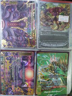 Buddyfight cards