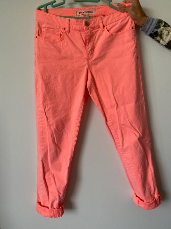 Country Road Orange jeans