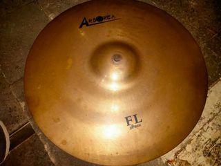 """Dijual Paket , Cymbal Ride """"20  dan Hi Hat """"14  Arborea FL Suara mantep!!! [BOLEH NEGO TIPIS] #NOBARTER"""