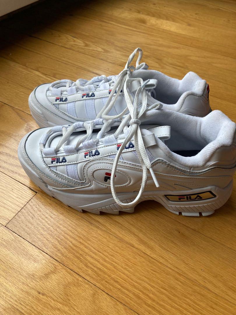 Fila Disruptors shoes