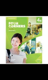 Four Corners 4B 9.8成新