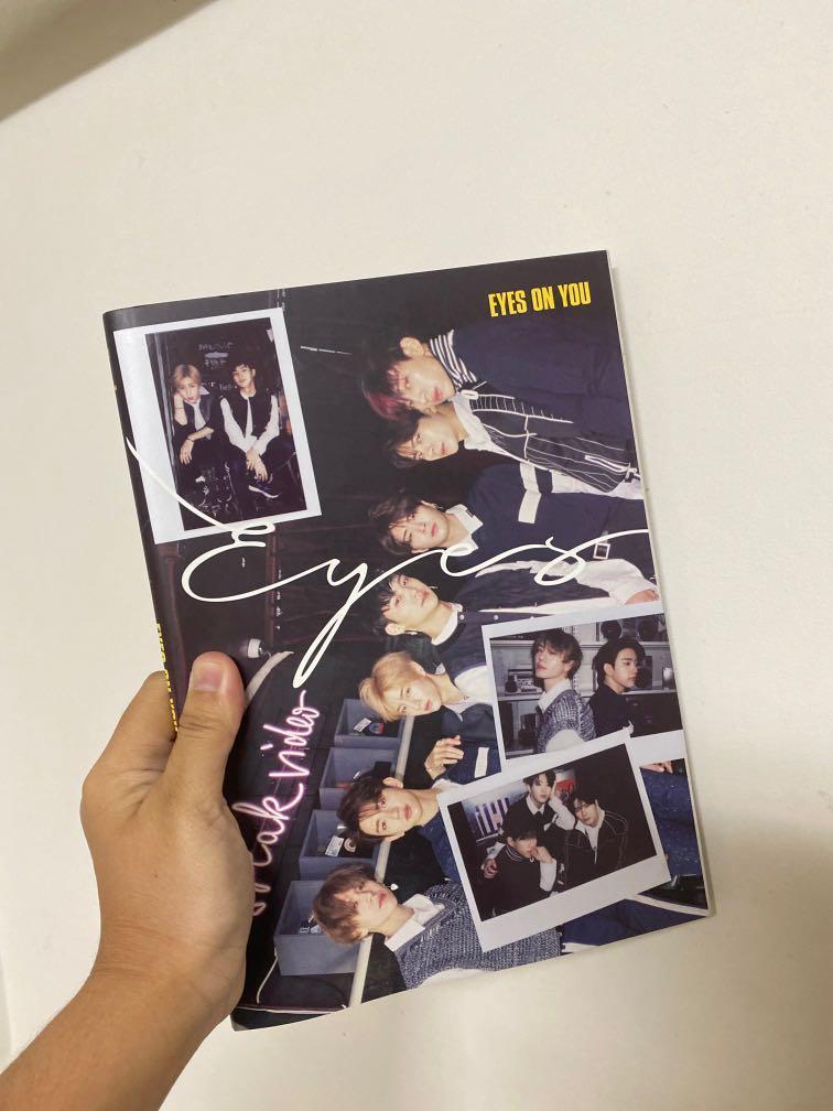 GOT7-EYES ON YOU專輯
