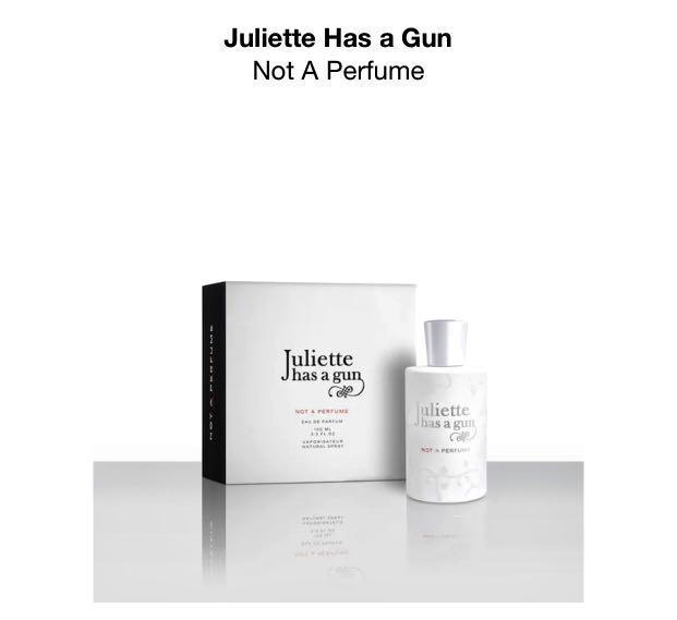 Juliette not A Parfum