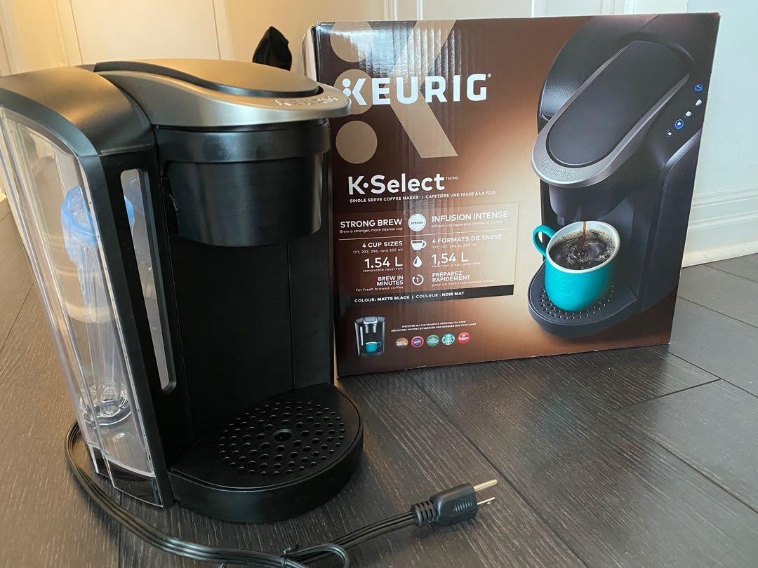 Keurig's coffee maker