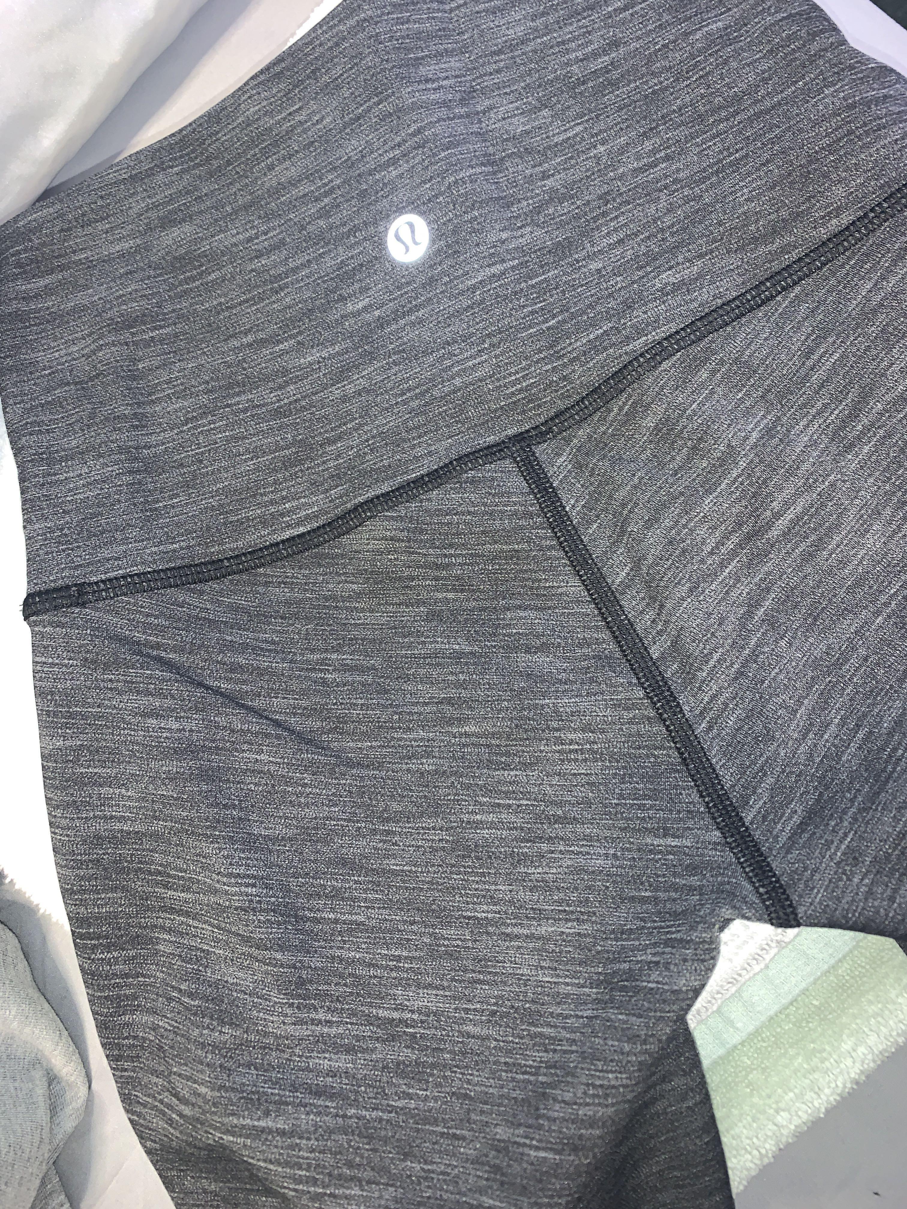 Lululemon grey tights/leggings