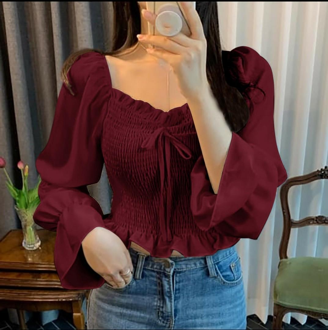 ##Na blouse eshther