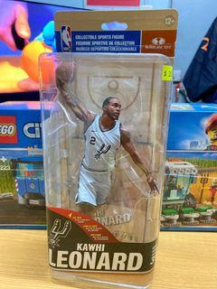 NBA McFarlane toys Spurs Kawai Leonard