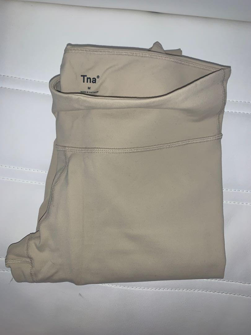 Nude/beige TNA tights/leggings