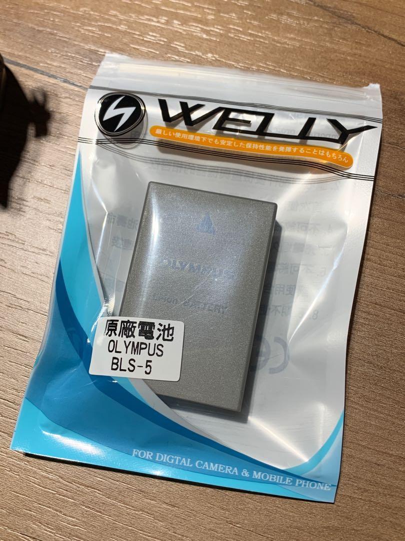 OLYMPUS 原廠電池 BLS-5