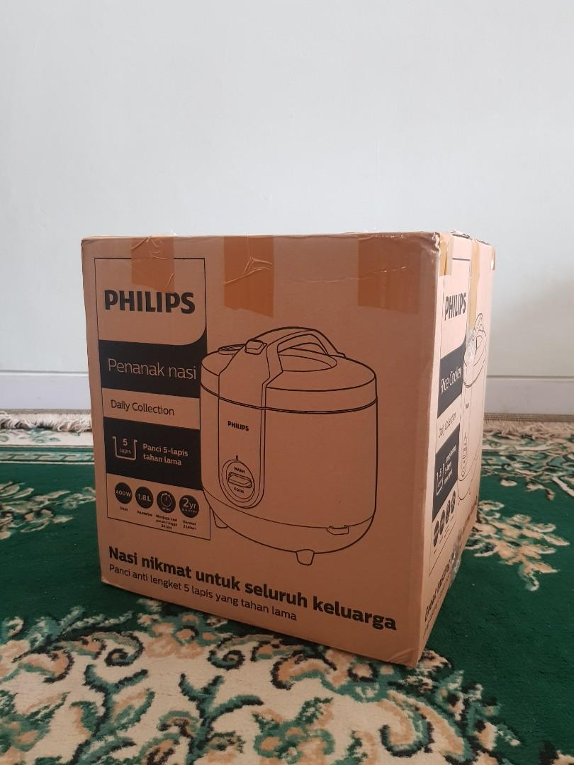 Philips HD3115 Rice Cooker 1.8L