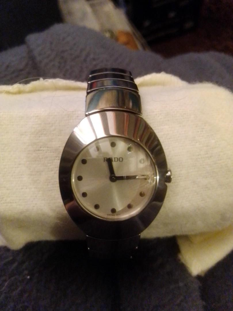 Rado wrist watch women's