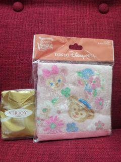 TOKYO DISNEY SEA Duffy's 毛巾