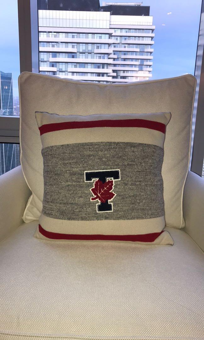 UofT Accent Pillow