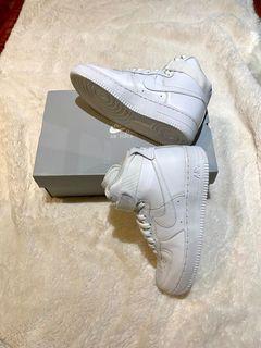 White Air Force nike