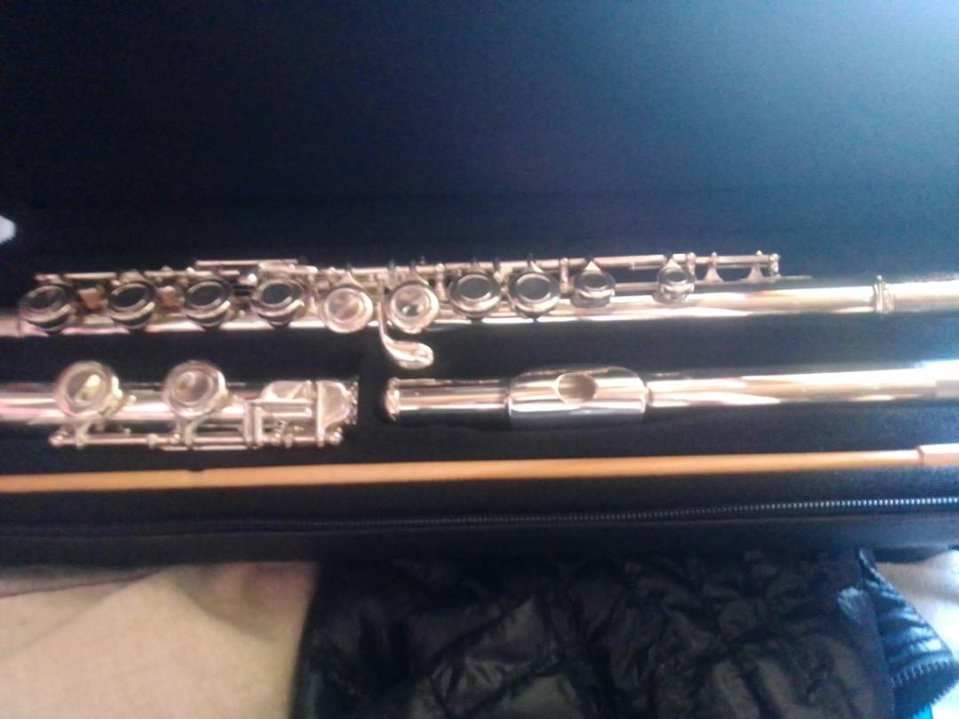 Wind instrument flute