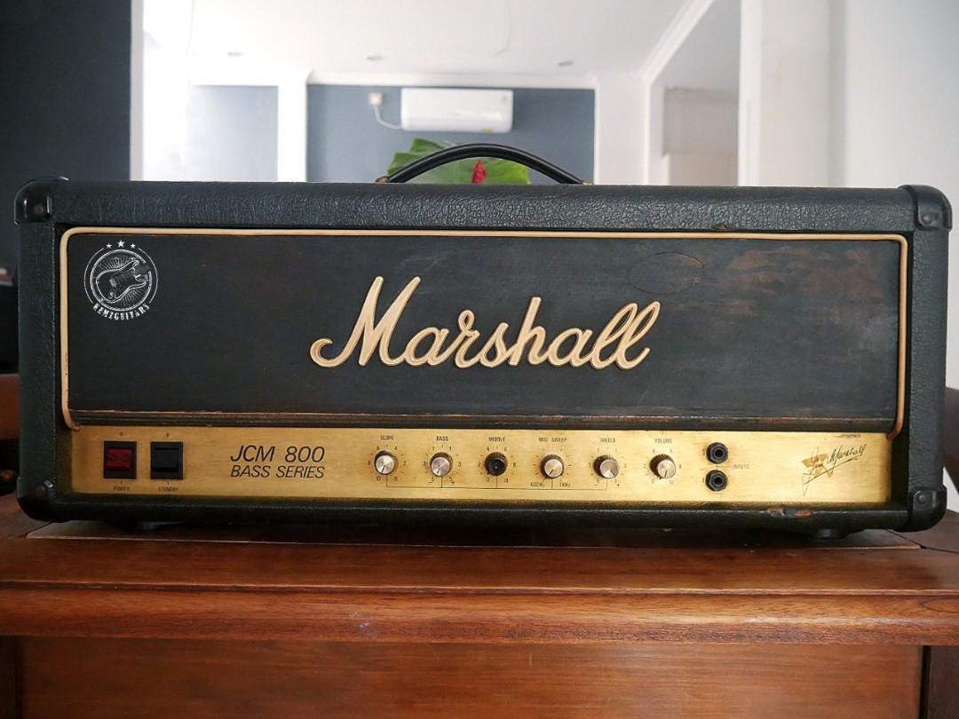 Jcm 800 marshall A Living