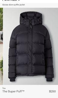 Aritzia super puff jacket