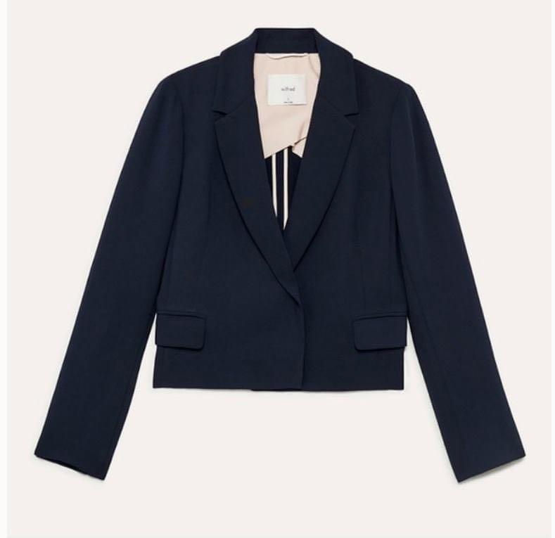 Aritzia Wilfred Deanne Blazer - NEW WITH TAGS