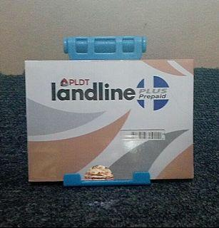 Available PLDT Landline sim Prepaid free 50 load 02areacode for ncr and rizal residents