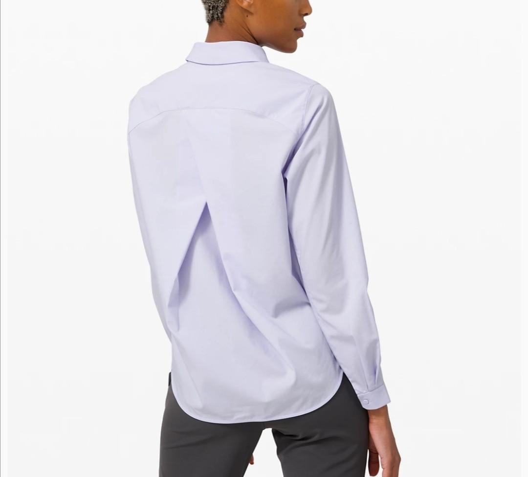 Brand New Lululemon Women's Shirt