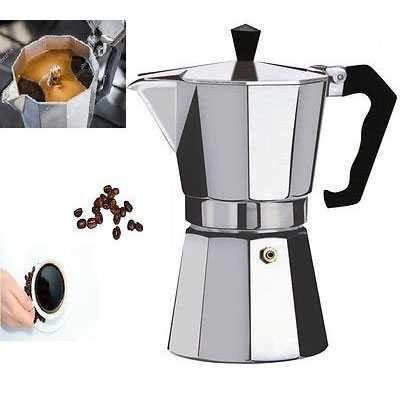 Espresso Coffee Maker Moka Pot Teko Filter 150 ml