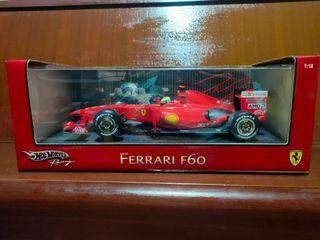 Free Delivery Hot Wheels Ferrari F60 F1 Formula one