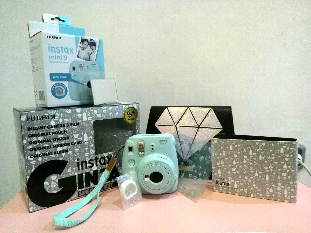 Fujifilm instax mini 9 (Ginza)