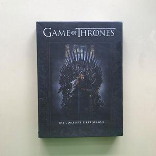 Game of Thrones - The Complete First Season DVD Set