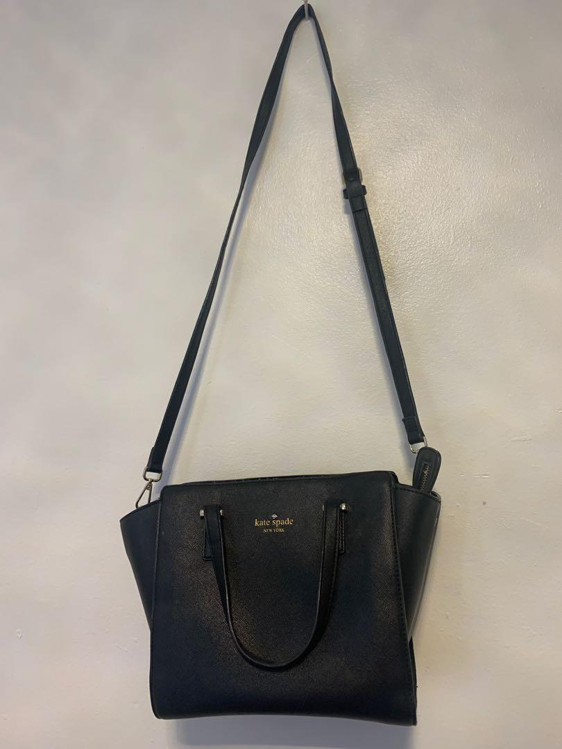 Kate Spade black bag/purse