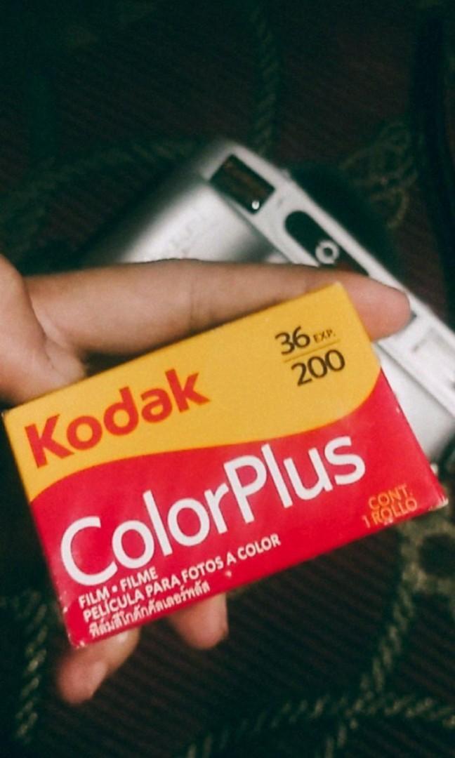 Kodak colorplus