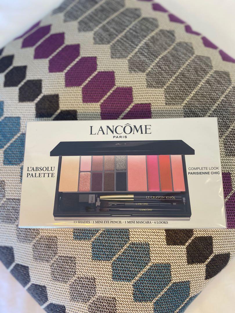 Lancôme Limited Edition Travel Exclusive Palette