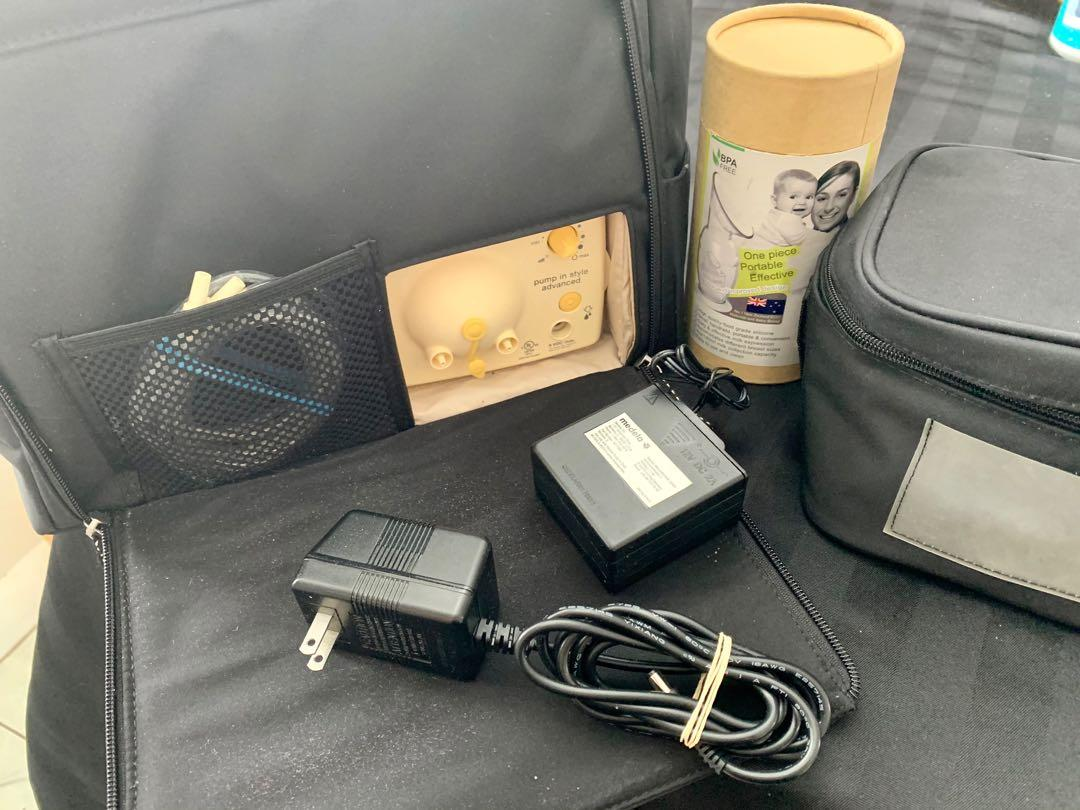 Like new Medela pump in style double electric breast pump