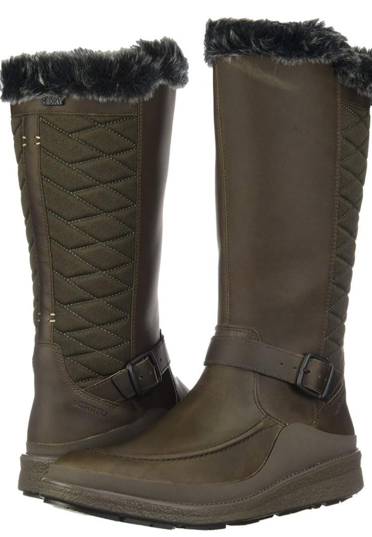 Merrell Woman's Tall Waterproof Boots