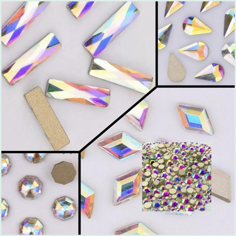 Mixed Shape Rhinestone