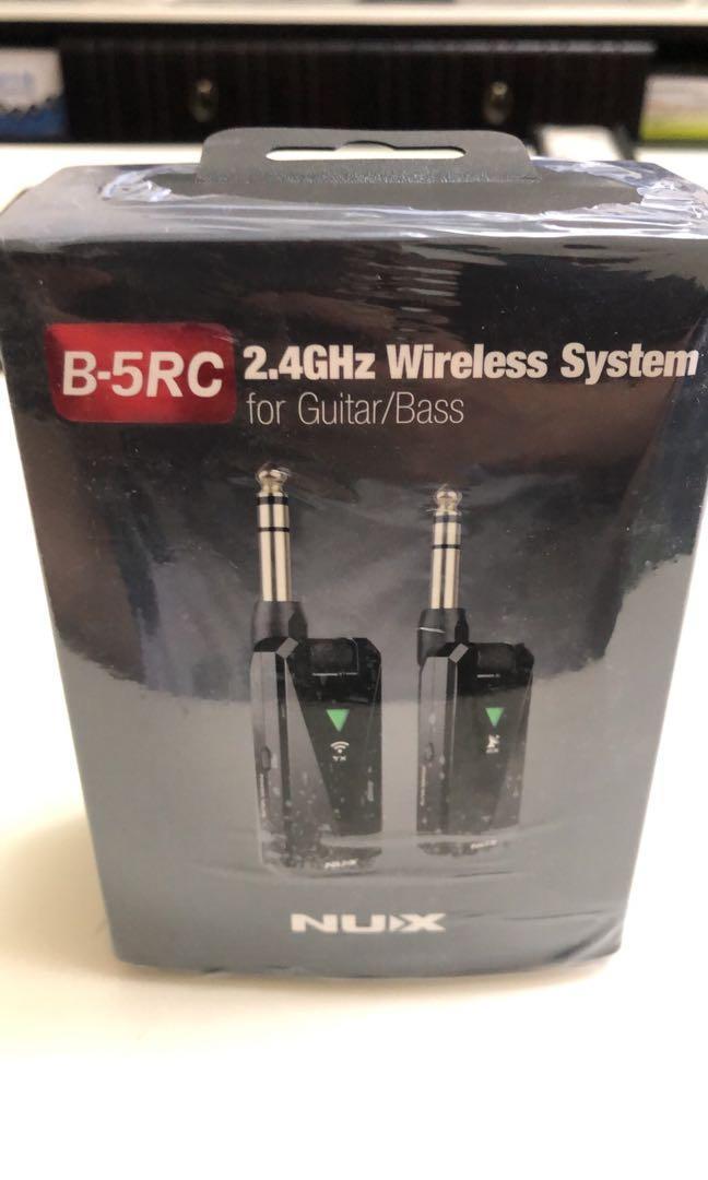 NUX B5RC 無線導線 b5-rc(全新現貨)