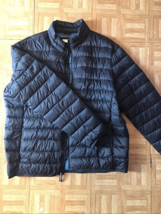 Old navy water repellent jacket - size xl