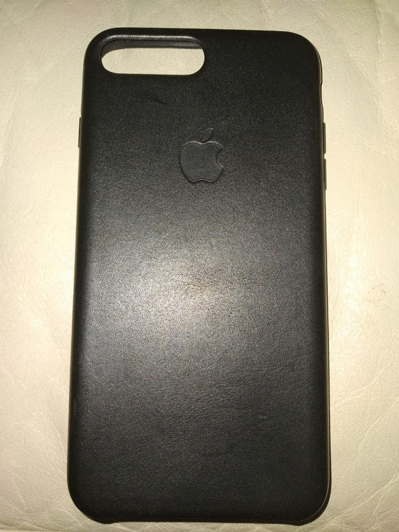 Original leather cover for iPhone 8 plus