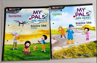 P5/6 science my pals systems & cycles