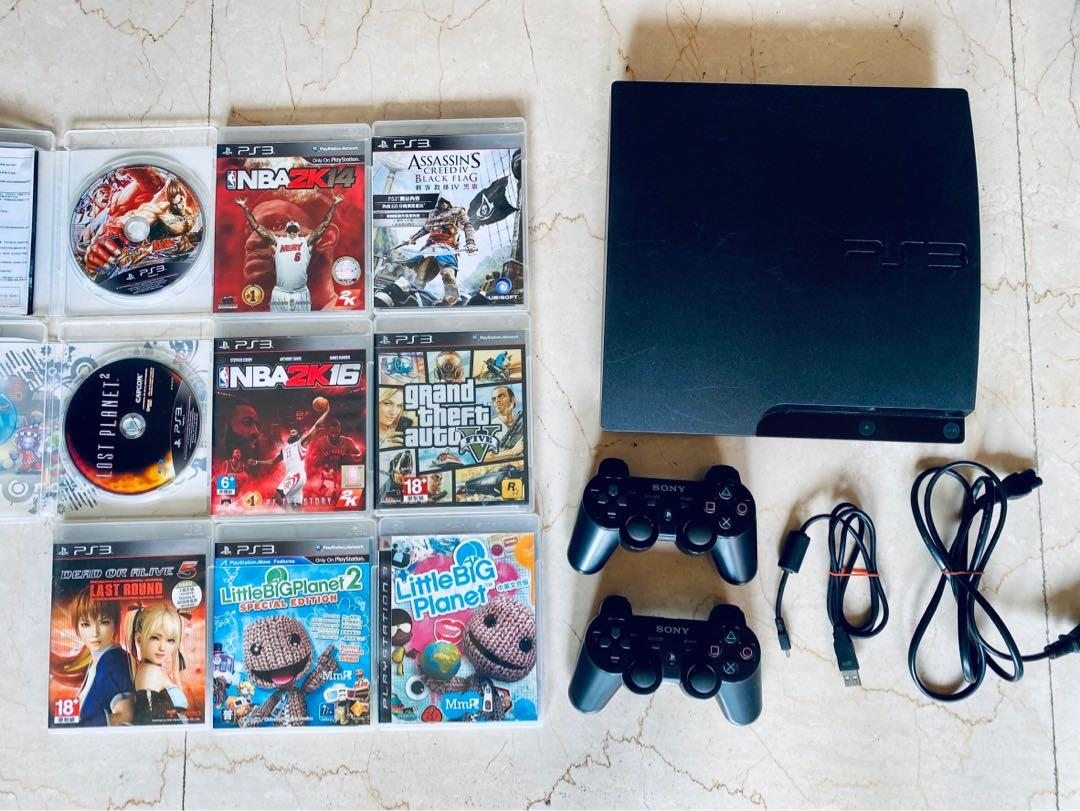 PS3 3007A|Play Station|二手
