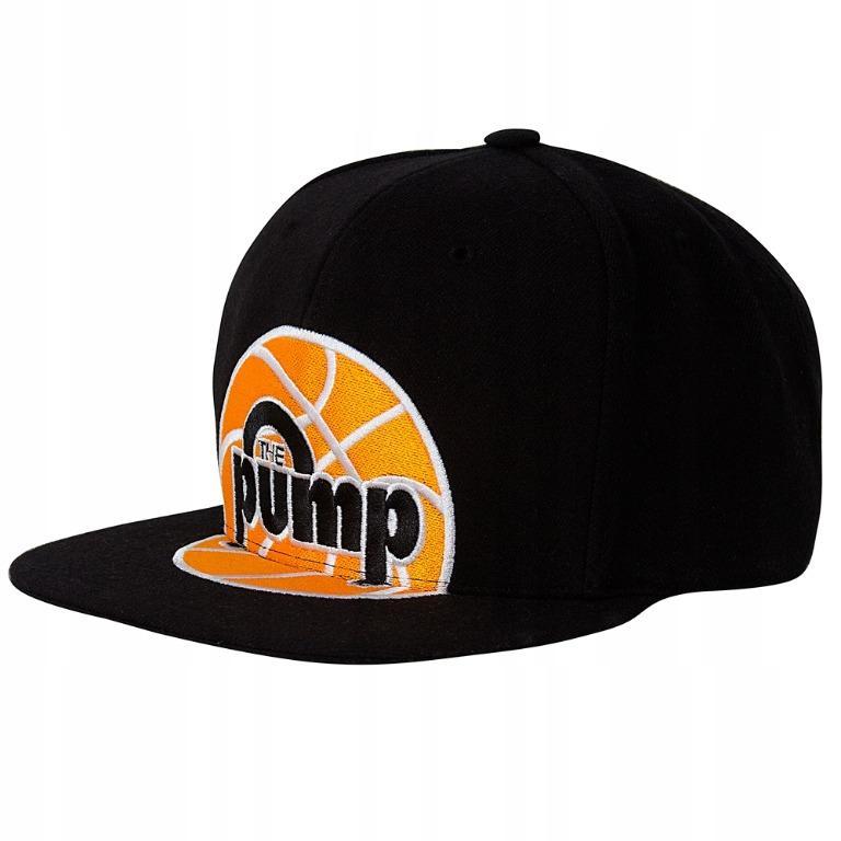 Reebok 經典PUMP棒球帽 黑Z92927