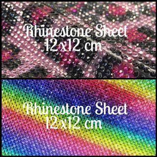 Rhinestone Sheets