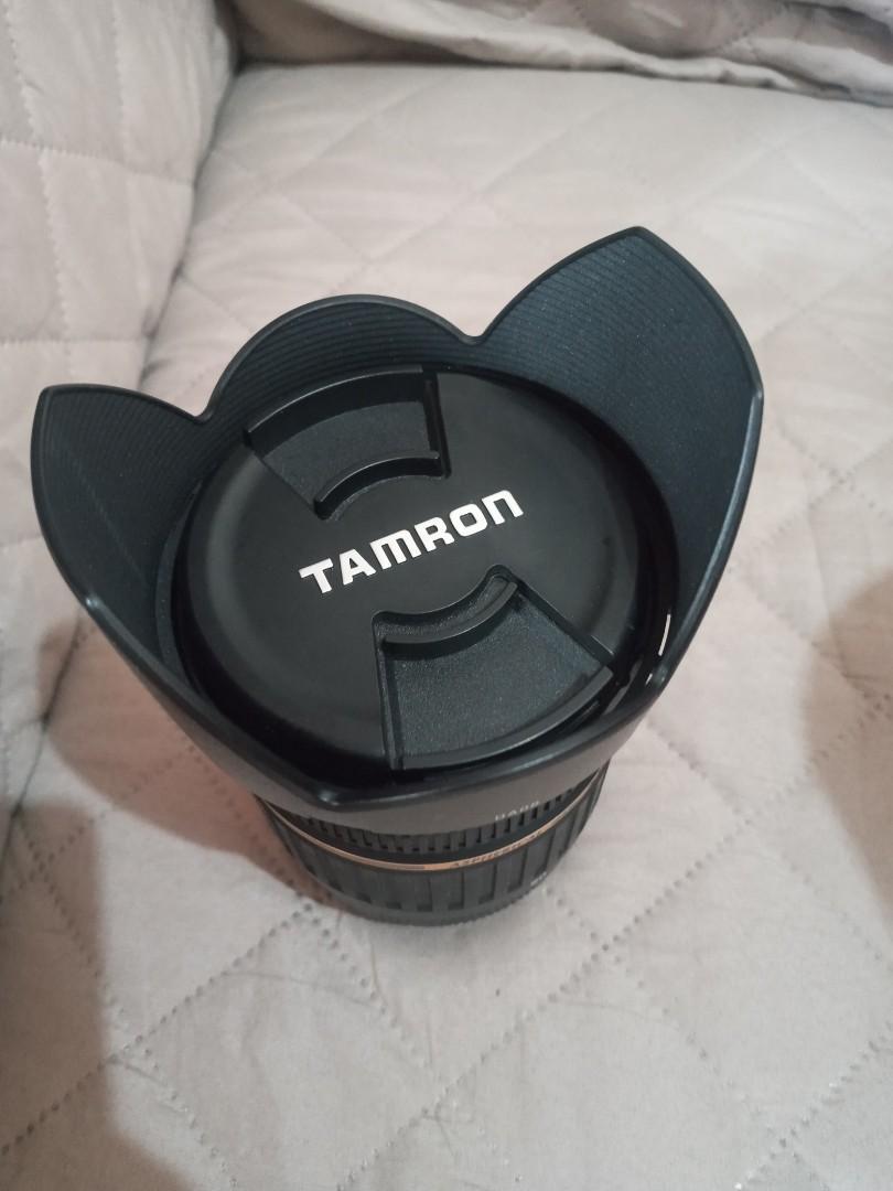 Tamron 17-50mm f/2.8 Canon Mount