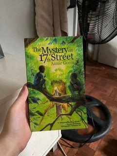 The Mystery on 17th street - Annie Gorra