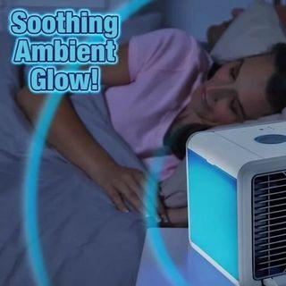 USB Portable Air Cooler Fan