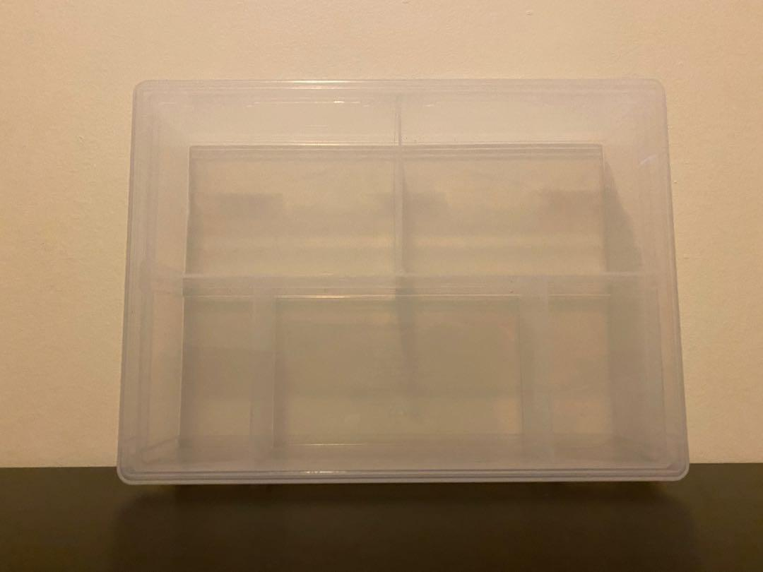 (USED!) Jammers Trading Card Game Plastic Storage Case! (PICK UP ONLY!)