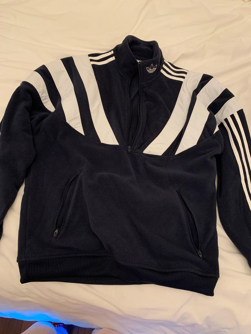 Fleece Adidas sweater