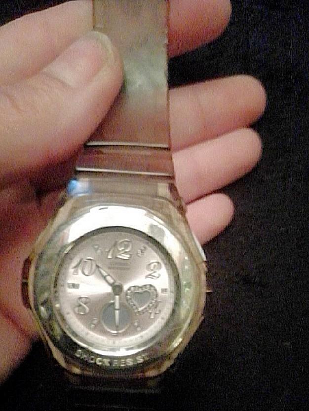 Women's Baby-G wrist watch