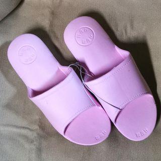 居家拖鞋23.5粉色
