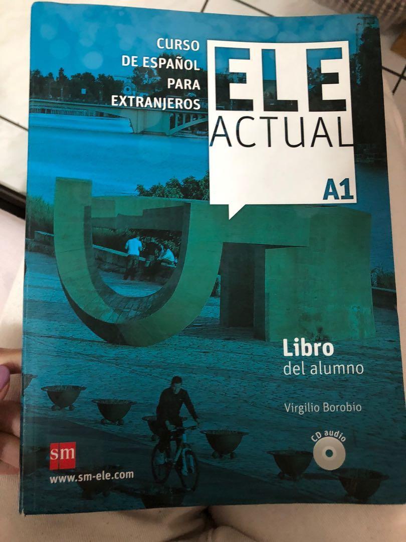 初階西班牙文課本